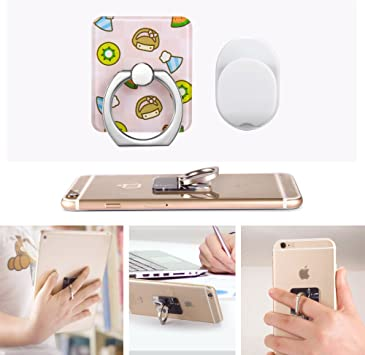 BYAO, soporte para anillo de teléfono móvil, soporte para ...