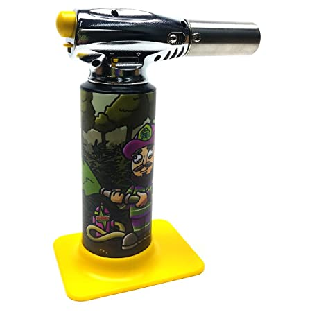 Cargo Club Culinary Torch U2013 Better Creme Brulee Torch Kitchen Torch With  Safety Lock And Adjustable