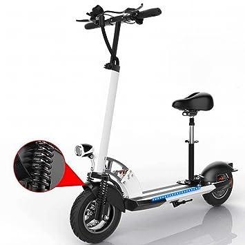 XC Moda Moto Scooter Portátil Plegable Bicicleta de Amortiguación para Adultos en Nombre de la Conducción