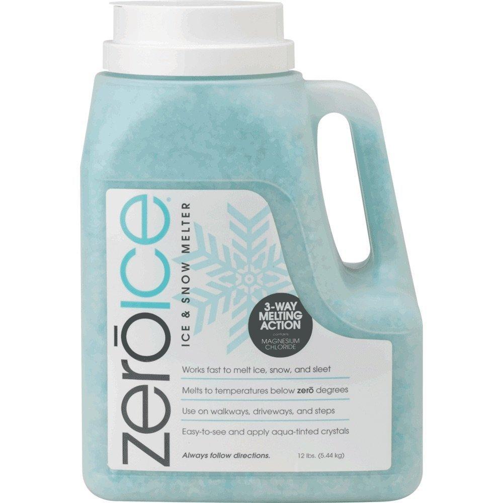 ... nieve derretir a temperaturas inferiores a 0 grados - Ingredientes Activos: cloruro de magnesio, Cloruro de potasio, Cloruro de Sodio: Amazon.es: Jardín