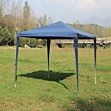 TataYung 10'x10' Gazebo Fully Waterproof Pavilion Cater Canopy Wedding Party Tent Outdoor