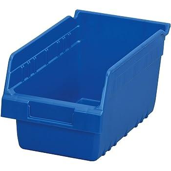 Amazon Com Akro Mils 30090 Shelfmax Plastic Nesting Shelf