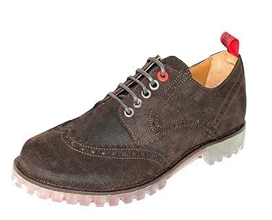 MOSCHINO Shoes Mens Brogue 55953 Gr.45  Amazon.co.uk  Shoes   Bags 99dd9bcb1a69