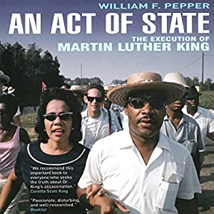 An Act of State Audiobook