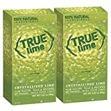 True Citrus, 100 Count 2-Pack - Lime
