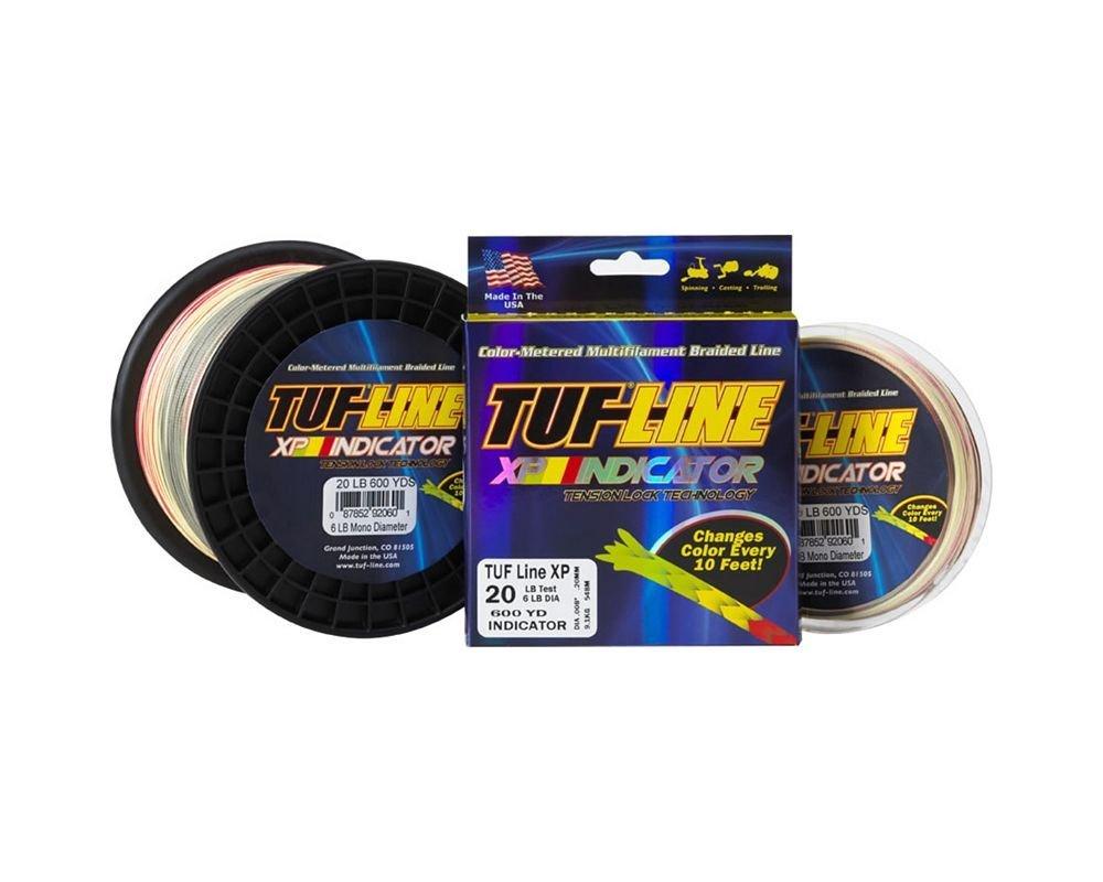 【ご予約品】 Tuf (6007) Line XP Braided B004U6OBLO Spectra 600yds Line Tuff 100lb 600yds Indicator (6007) B004U6OBLO, イワタキチョウ:22c3bfb6 --- svecha37.ru