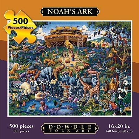 Dowdle Puzzle Noah's Ark (500 pieces)