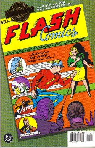 Flash Comics No. 1 Millennium Edition