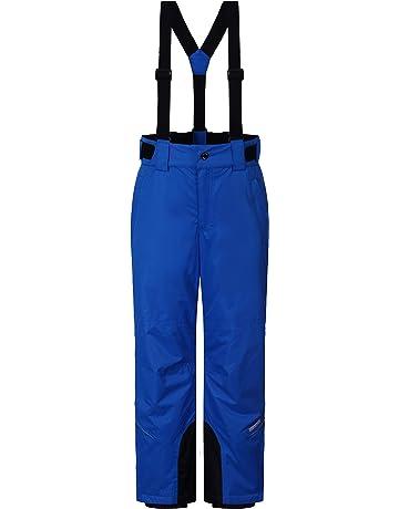 ICEPEAK Carter Junior Wadded Pantalones, Bebé-Niños