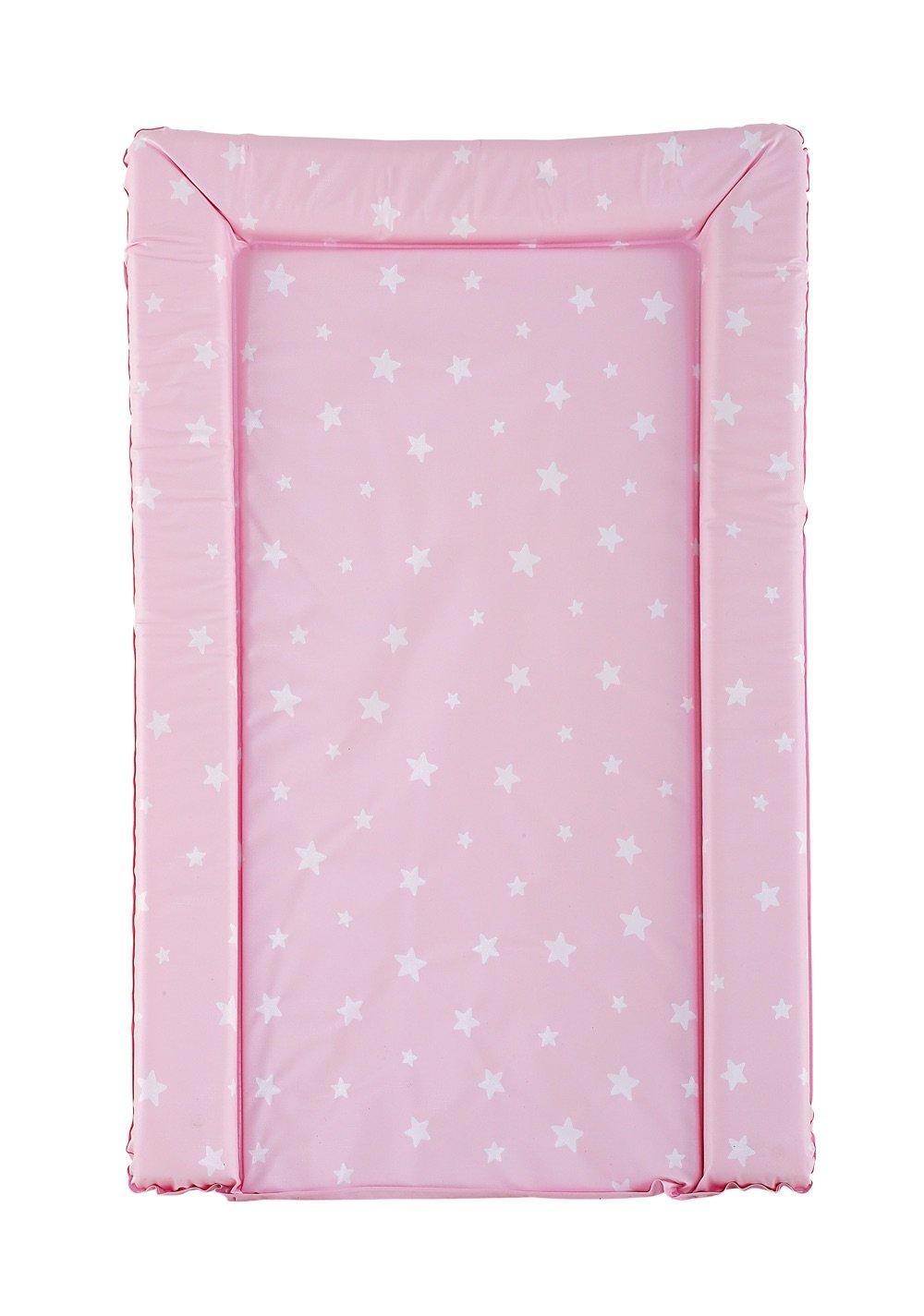 Baby Elegance Polka Dot PVC Baby Changing Mat, Pink Baby Elegance UK 2426
