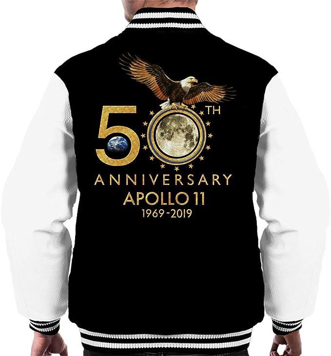 Cloud City 7 Apollo Eleven Fiftieth Anniversary Mens Sweatshirt