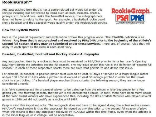 Autographed Nathan MacKinnon Puck Rookiegraph Coa PSA/DNA Certified Autographed NHL Pucks