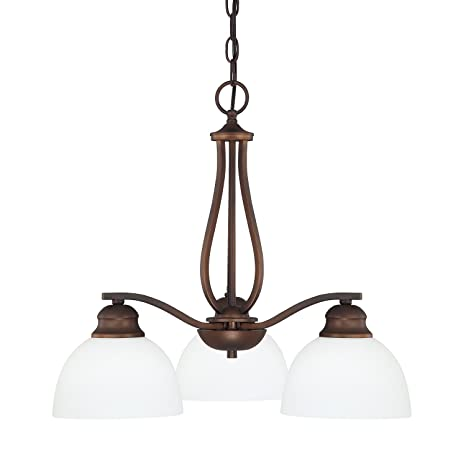 Amazon.com: CAPITAL iluminación 4034 – 212 – Stanton 3 luz 1 ...