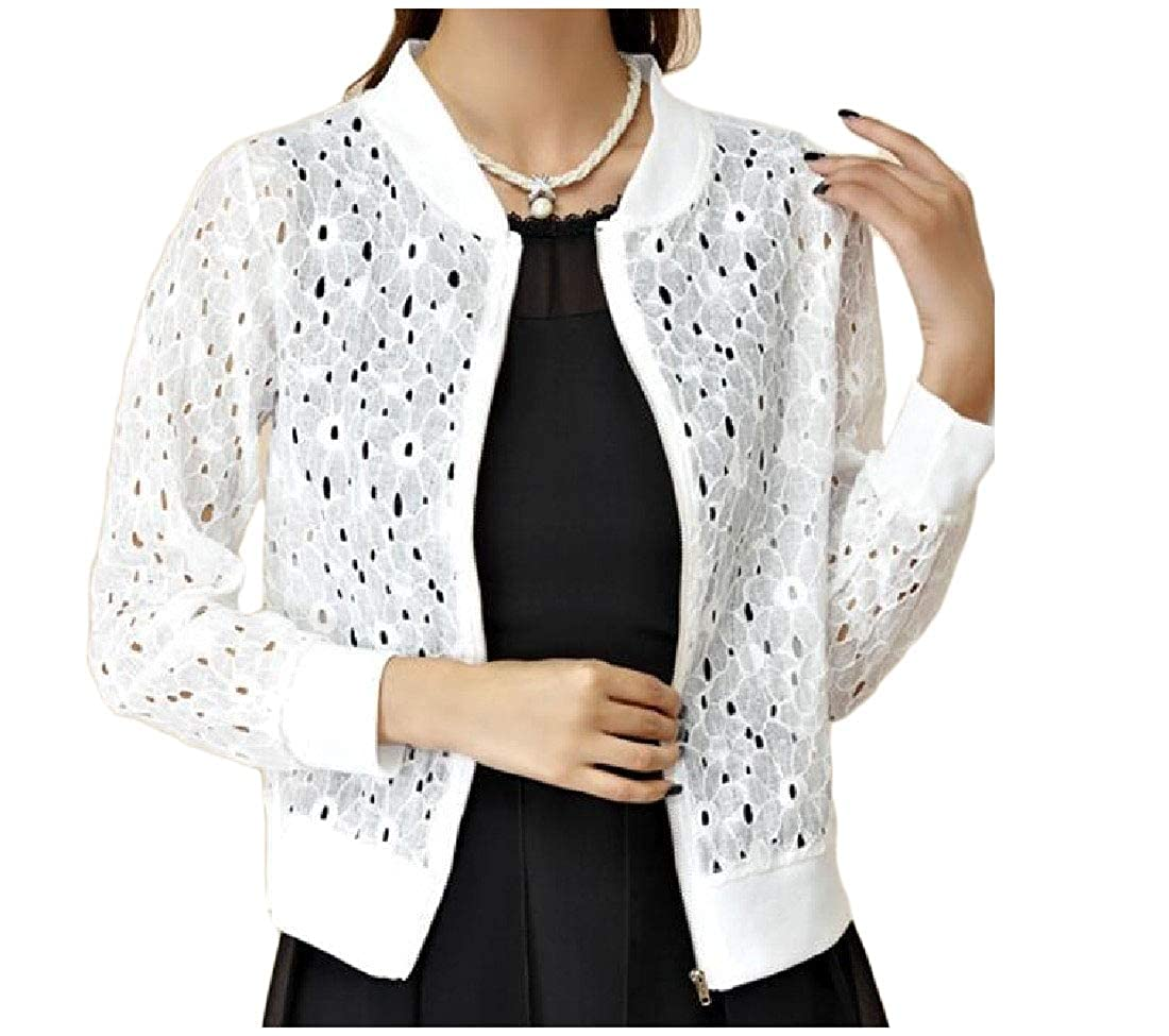 RkBao Women Open Front Oversized Long Sleeve Bolero Shrug Jacket Cardigan