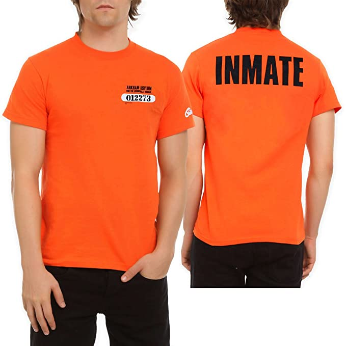 Arkham Asylum Joker Inmate T-Shirt