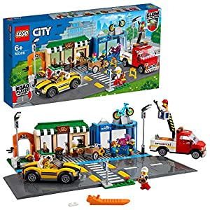 LEGO Shopping Street Building Blocks...