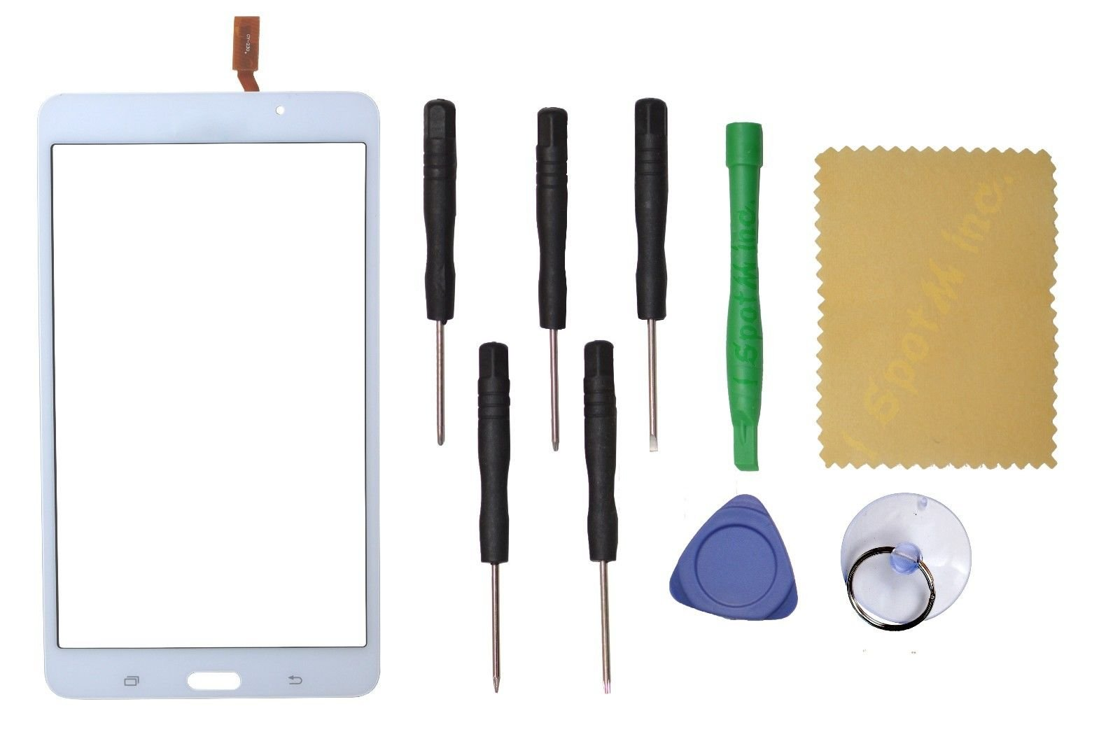 White Touch Screen Digitizer Replacement for Samsung Galaxy TAB 4 7.0'' SM-T230NU