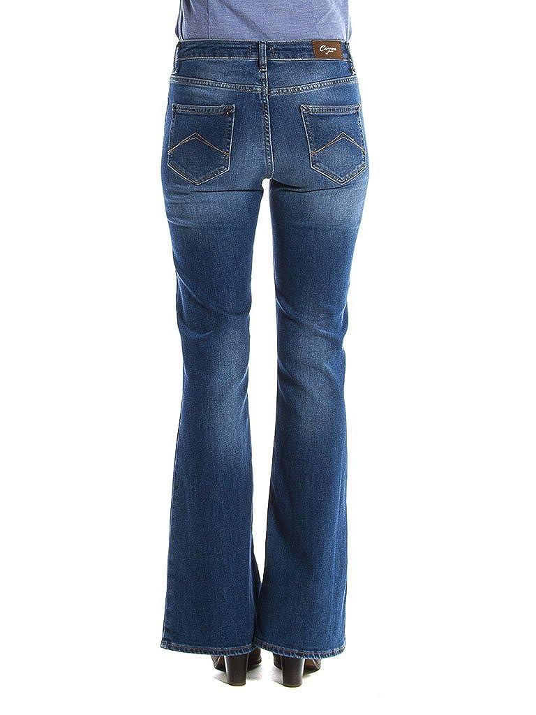 Carrera Jeans, Pantaloni in Jeans Donna Blu (00752E_0970X) Jeans