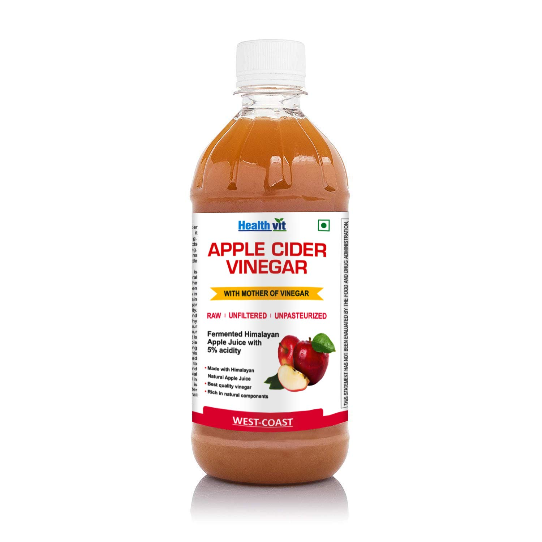 HealthVit 500 ml Apple Cider Vinegar $2.41 Coupon