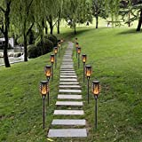 YunZyun Led Light,2 Pieces Of Outdoor Waterproof Intelligent Light Control Outdoor Courtyard Solar Light Plug Light Lawn Light