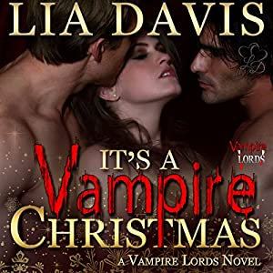 It's a Vampire Christmas Audiobook