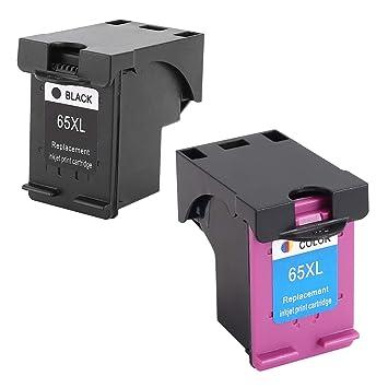 Cartucho de Tinta para Impresora multifunción Hp65Xl HP 65 HP ...