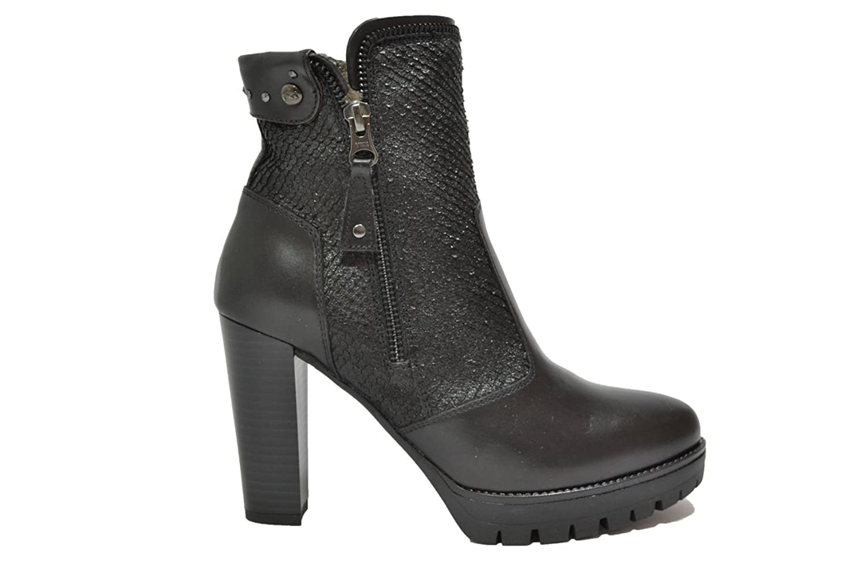 NERO GIARDINI Tronchetti scarpe donna nero 9944 mod. A719944D
