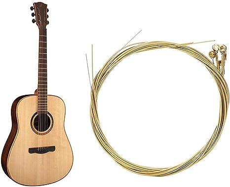 Oldhorse Cuerdas de guitarra universales duraderas Cuerdas para ...
