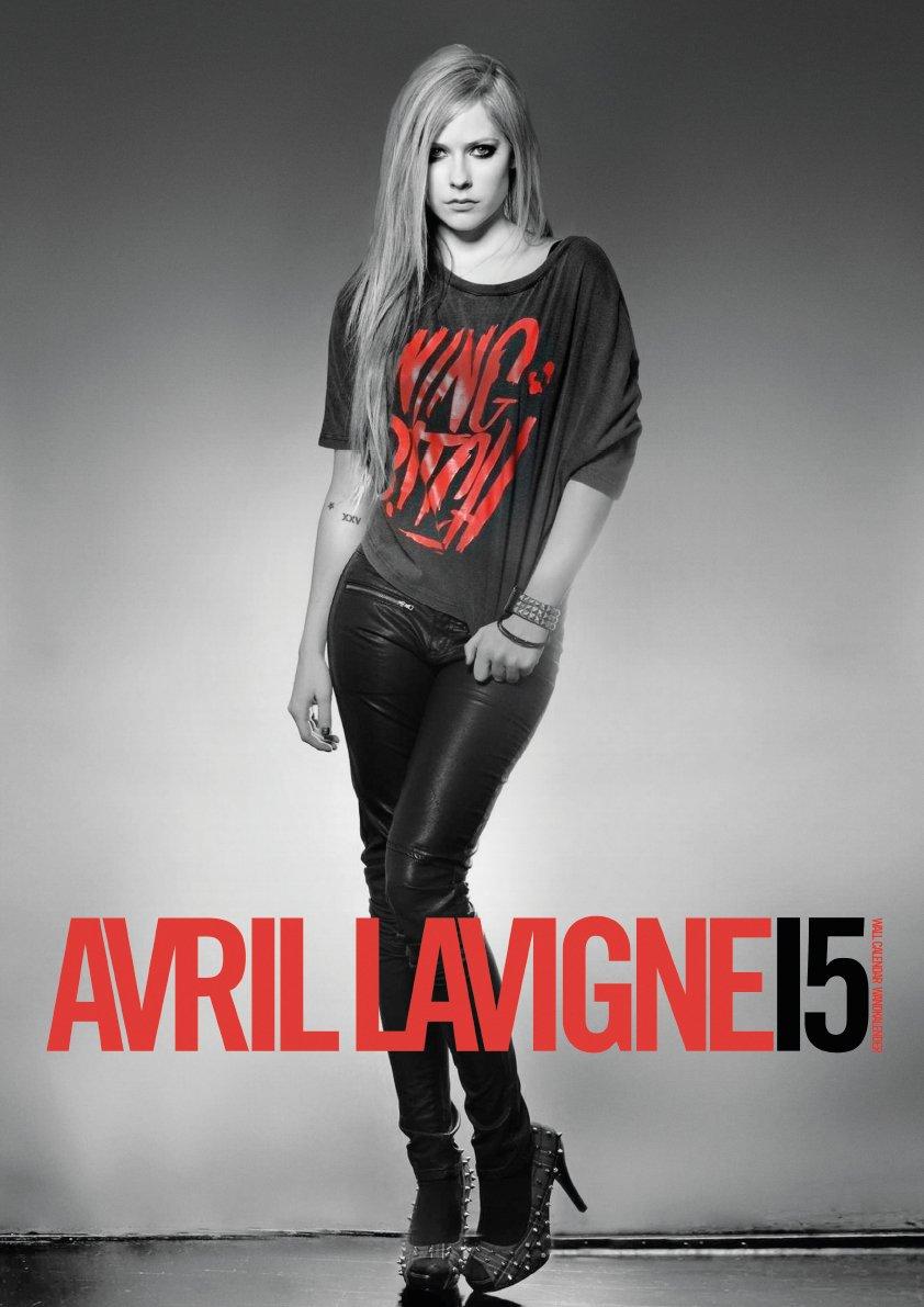 Avril Lavigne 2015