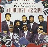 The Original Five Blind Boys of Mississippi: In Concert