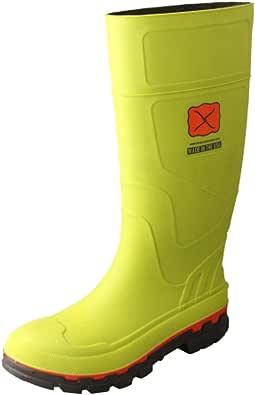 "Twisted X Men's Work 14"" Steel Toe Mud Boot (MWBS001)"