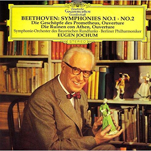 オイゲン・ヨッフム(指揮) バイエルン放送交響楽団 / ベートーヴェン:交響曲第1番・第2番 序曲「プロメテウスの創造物」・「アテネの廃墟」