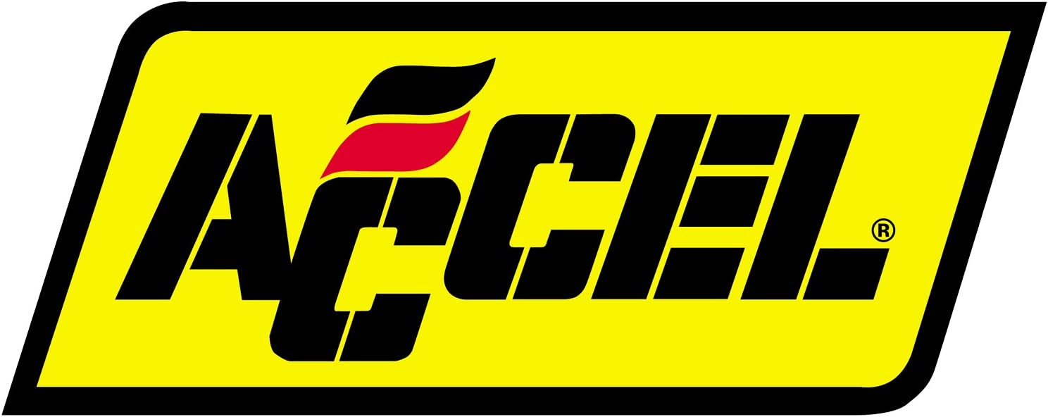 ACCEL 7920Y Thundersport Ferro-Spiral Wire Set