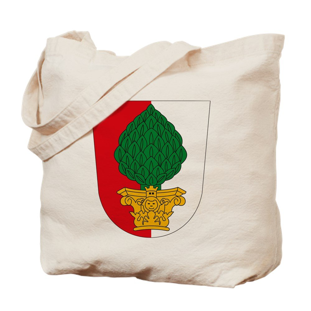 CafePress - Augsburg Coat Of Arms - Natural Canvas Tote Bag, Cloth Shopping Bag