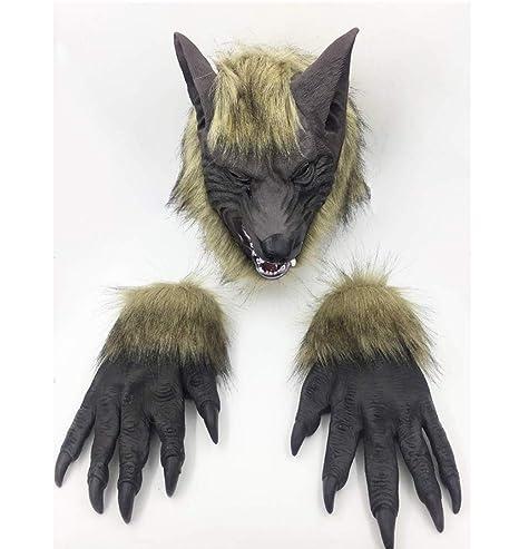JLA Máscara De Halloween, Cos Mascarada Rendimiento Animal ...