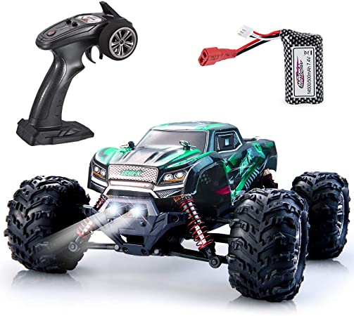 Vatos Remote Control Car 4wd Electric Rc Car 26 Km H High Speed 1 20 Rc Monster Truck 2 4 Ghz Racing Car Rc Crawler Toy For Children And Adults Best Birthday Gift Spielzeug