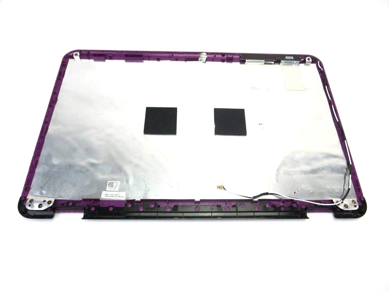 Inspiron 15R N5010 M501R M5010 Purple LCD Back Cover Lid Plastic C6RFK CN-0C6RFK by EbidDealz