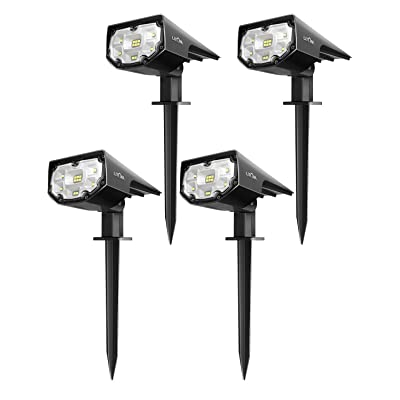 Top 7 Brightest Solar Spot Lights For Your Outdoor Space