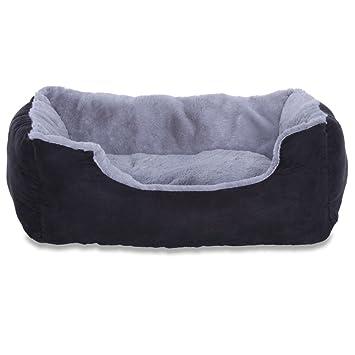 Cama para perros, cojín para perros con funda reversible (tamaño y color a elección): Amazon.es: Productos para mascotas