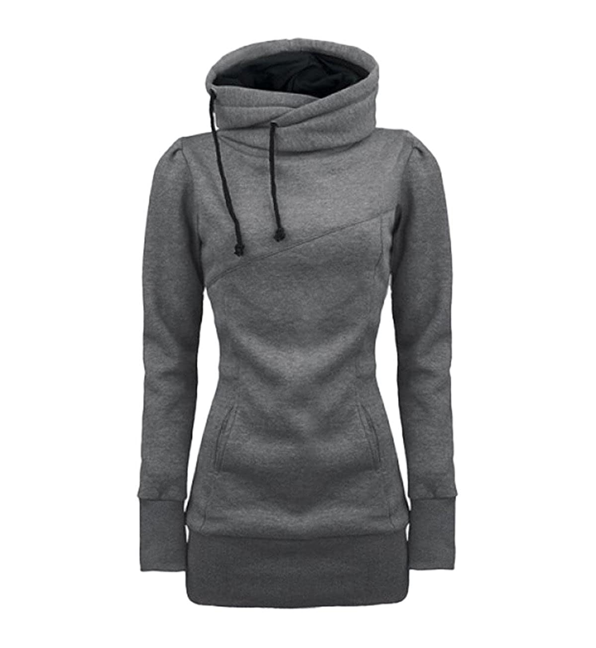 COCO clothing Herbst Winter Kapuzen Pullover Warme Outwear