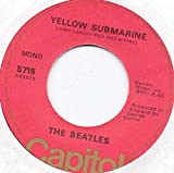 The Beatles: Yellow Submarine/Eleanor Rigby 7