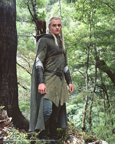 Lord Of The Rings Legolas Photographic Print