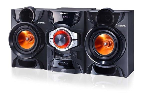 Amazon.com: Samsung mx-e630 160 W Sistema de Mini Estéreo ...