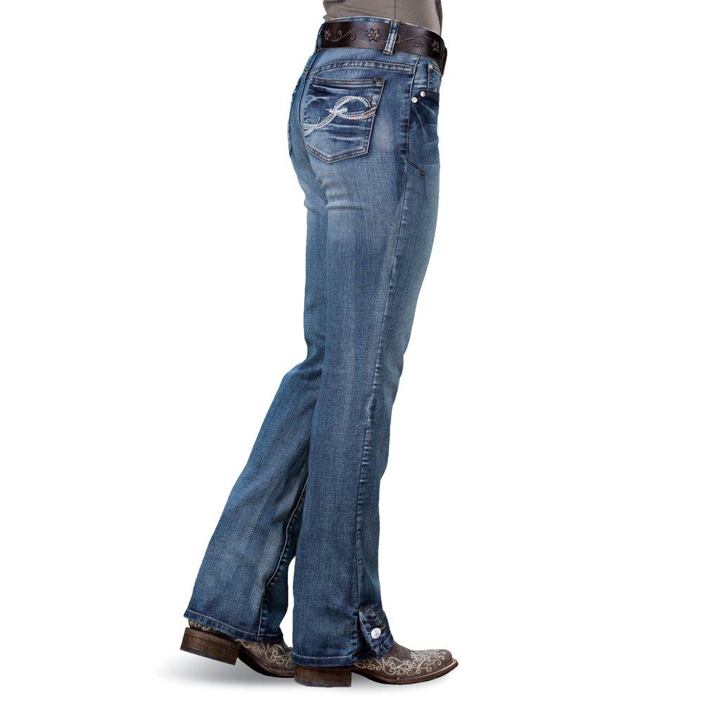 Rod's Exclusive Button Leg Jean 3604