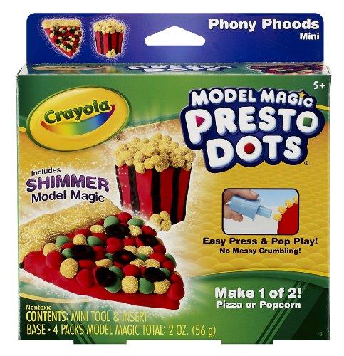 Crayola Model Magic Presto Popcorn
