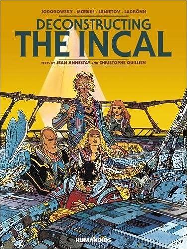 Kết quả hình ảnh cho The Incal jean giraud