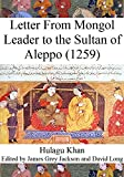 Letter From Mongol Leader to the Sultan of Aleppo