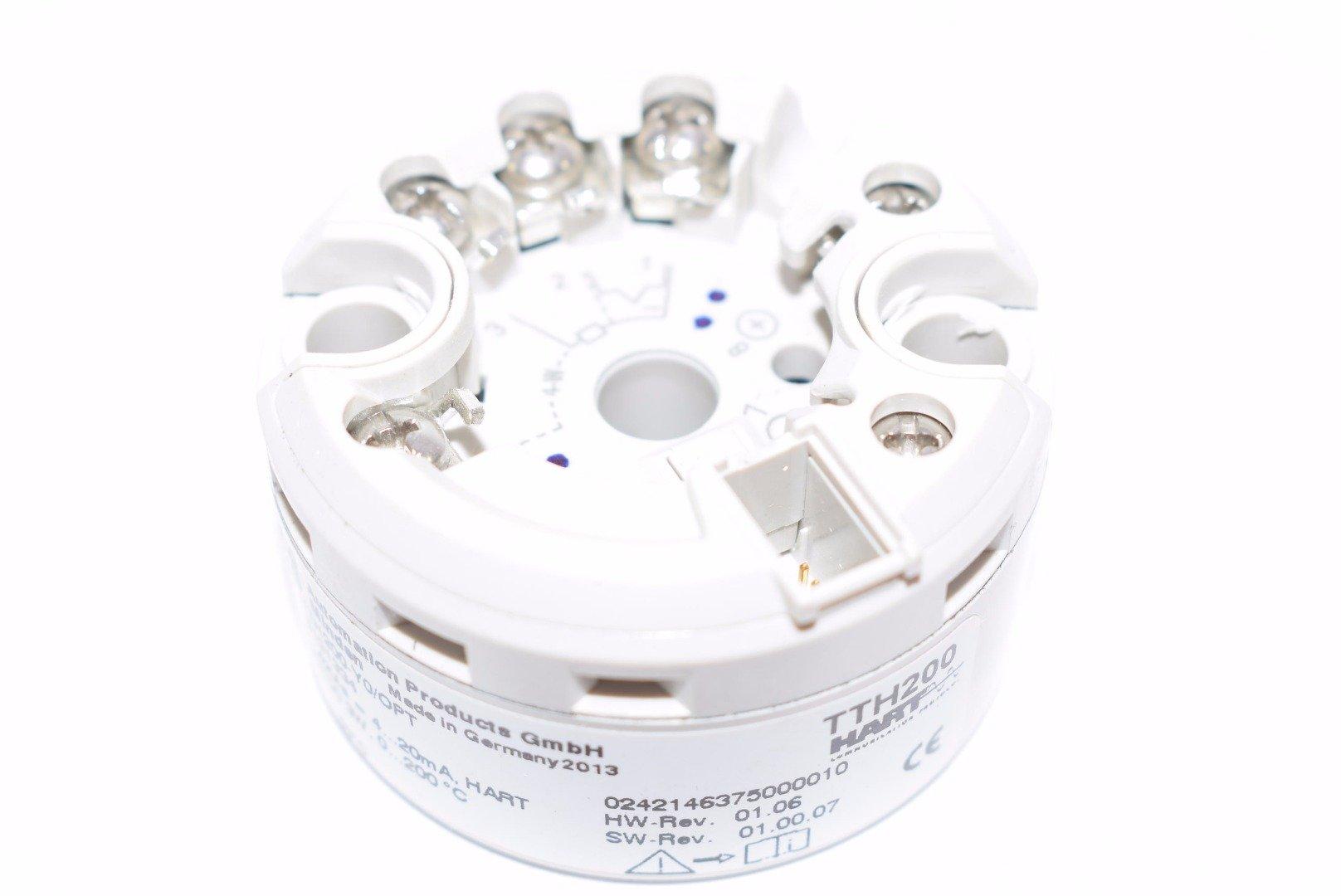 ABB TTH200 Head Mounted Temperature Transmitter HART