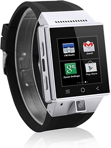 Excelvan S55 - Smartwatch Reloj Móvil Teléfono 3G Android (Dual ...