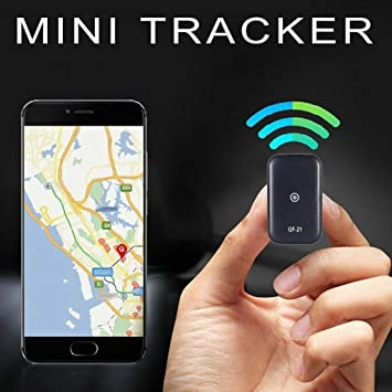 Mini Voice Activated Recorder GPS Tracker Audio Recording Device WIFI GSM UK